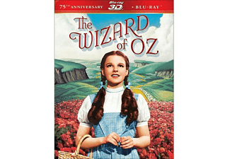 Wizard of Oz (2D + 3D) | 3D Blu-ray