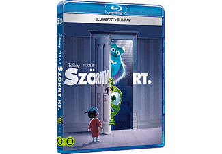 Szörny Rt. (3D Blu-ray)