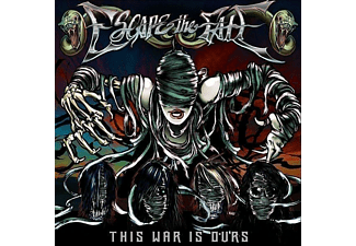 Escape The Fate - This War Is Ours - (CD)
