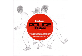 Dubxanne - POLICE IN DUB - (CD)