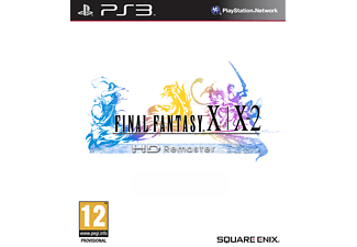 Final Fantasy X/X-2  PS3
