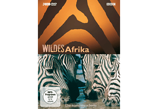 Wildes Afrika - Box - (DVD)
