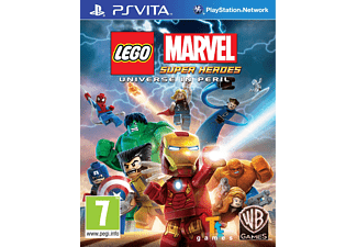 LEGO Marvel Super Heroes: Universe In Peril  PS Vita