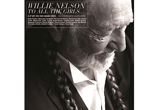 Willie Nelson - To All The Girls... (Vinyl LP (nagylemez))