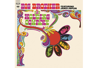 Big Brother & The Holding Company - Big Brother & The Holding Company (Vinyl LP (nagylemez))