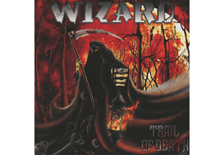 Wizard - Trail Of Death - (CD)