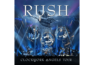 Rush - Clockwork Angels Tour (CD)