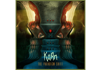 Korn - The Paradigm Shift - Deluxe Edition (CD + DVD)