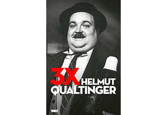 Helmut Qualtinger - Edition Best of Kabarett Set Kabarett DVD