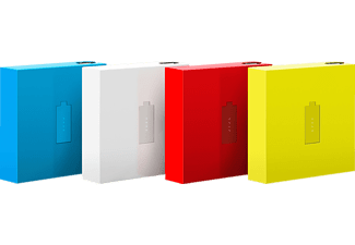 Power Bank universal micro USB - Nokia DC18-WH, 1720 mAh, amarillo