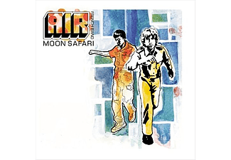 Air - Moon Safari (Vinyl LP (nagylemez))