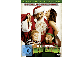 Bad Santa (Extended Version) - (DVD)