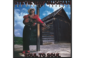 Stevie Ray Vaughan - Soul To Soul (Vinyl LP (nagylemez))