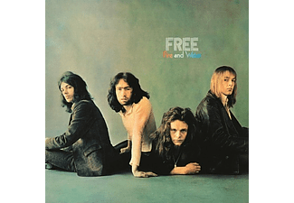 Free - Fire And Water (Vinyl LP (nagylemez))