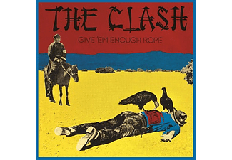 The Clash - Give 'Em Enough Rope (Vinyl LP (nagylemez))
