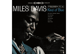Miles Davis - Kind Of Blue (Vinyl LP (nagylemez))