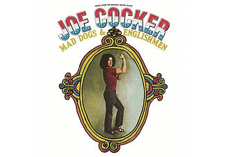 Joe Cocker - Mad Dogs & Englishmen (Vinyl LP (nagylemez))