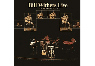 Bill Withers - Live At Carnegie Hall (Vinyl LP (nagylemez))