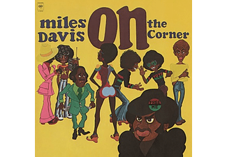 Miles Davis - On The Corner (Vinyl LP (nagylemez))