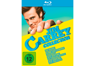 Jim Carrey Collection - (Blu-ray)