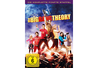 The Big Bang Theory - Staffel 5 Komödie DVD