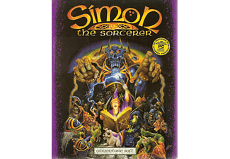 TRADEKS Simon the Sorcerer PC