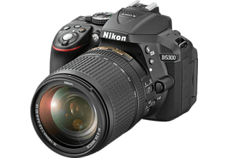 NIKON Appareil photo reflex D5300 + 18-140mm VR (VBA370K002)