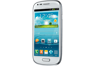 Móvil - Samsung Galaxy S III mini GT-I8190 4GB Color blanco