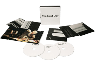 David Bowie - The Next Day Extra - Limited Edition (CD + DVD)