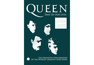 Queen - Days Of Our Lives Blu-ray