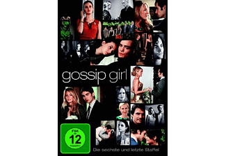 Gossip Girl - Staffel 6 Drama DVD