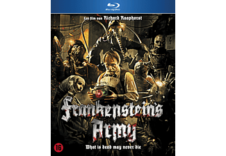 Frankenstein's Army Steelbook | Blu-ray