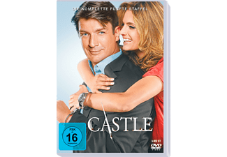 Castle - Staffel 5 - (DVD)