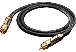 OEHLBACH Digitales Audio-Cinchkabel XXL® CONNECTION DIGITAL, Kabel, 1000 mm, Schwarz