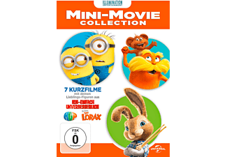 Illumination Entertainment Mini-Movie Collection - (DVD)