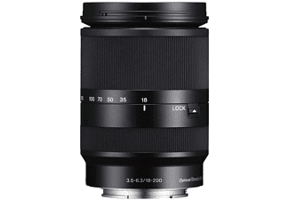 SONY E 18-200 mm F3.5-6.3 OSS LE