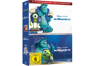 Monster AG & Die Monster Uni - (DVD)