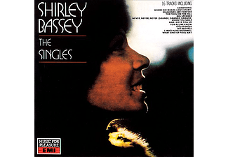 Shirley Bassey - The Singles (CD)