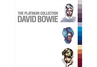 David Bowie - The Platinum Collection (CD)