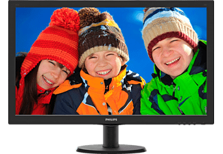 PHILIPS 273 V 5 LHSB Black