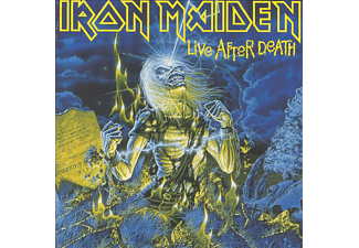 Iron Maiden - Live After Death (CD)