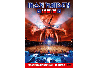 Iron Maiden - En Vivo! Live In Santiago De Chile 2011 (DVD)
