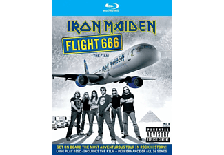 Iron Maiden - Flight 666 (Blu-ray)