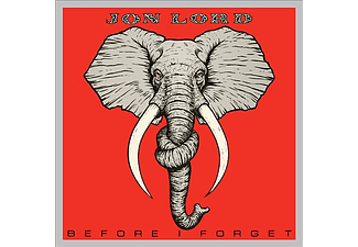 Jon Lord - Before I Forget (CD)