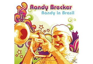 Brecker Randy - Randy In Brasil - (Vinyl)