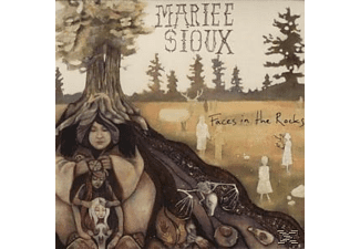 Mariee Sioux - Faces In The Rocks [CD]