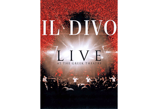 Il Divo - Live At The Greek (DVD)