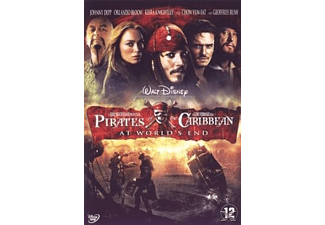 Pirates Of The Caribbean 3 - At World's End | DVD