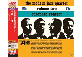 The Modern Jazz Quartet - European Concert Vol. 2 - (CD)