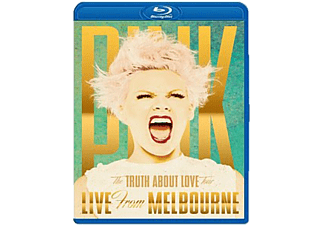 P!nk - The Truth About Love Tour - Live From Melbourne (Blu-ray)